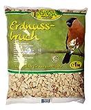 Erdnusskerne 1kg Beutel, Winterfutter, Eichhörnchenfutter, Vogelfutter