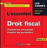 Lire le livre L'essentiel droit fiscal gratuit