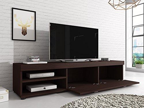 Tv Schrank Dunkles Holz
