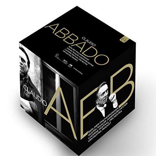 Claudio Abbado Edition [25 DVDs]