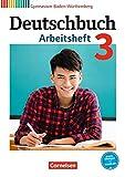 Deutschbuch Gymnasium - Baden-Württemberg - Bildungsplan 2016 / Band 3: 7. Schuljahr - Arbeitsheft mit Lösungen - Margret Fingerhut