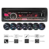 MP3-Audio-Player fürs Auto Autoradio FM-Radio 12V Bluetooth3.0 + EDR-Fahrzeugelektronik mit USB/SD/MMC/TF-Kartenanschluss