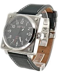 Nautec No Limit Herren-Armbanduhr Instrument IS AT/LTSTBK