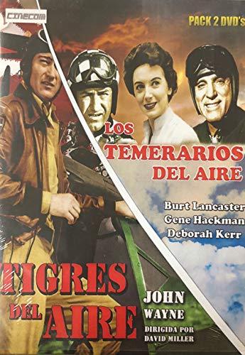 Tigres del aire ; Los Temerarios del aire (Spanien Import, siehe Details für Sprachen)