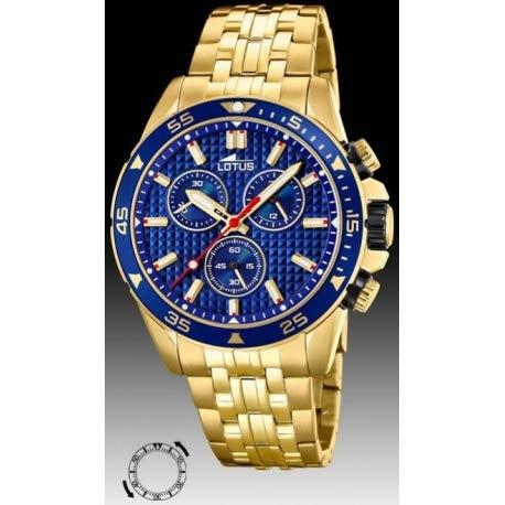 2968b91d55e9 Lotus 8653 3 – Reloj Cronógrafo para Hombre