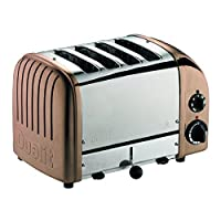 Dualit 4 Slice NewGen Toaster Copper