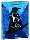 Harry Potter Y La Piedra Filosofal. Ed. 2018 Blu-Ray [Blu-ray]