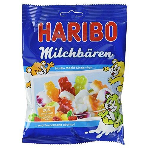 Haribo Milchbären Fruchtgummi, 175 g