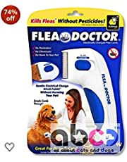 ABCD -Combo All About Cats and Dogs COMBOof Electric flea Comb and Electric Nail Trimmer (Offer Till Stock Lasts)
