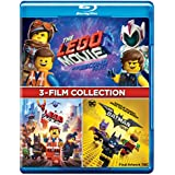 The LEGO 3 Movies Collection: The Lego Movie + The Lego Movie 2: The Second Part + The Lego Batman Movie