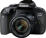 Foto Canon EOS 800D + EF-S 18-55mm 4.0-5.6 IS STM 24.2M...