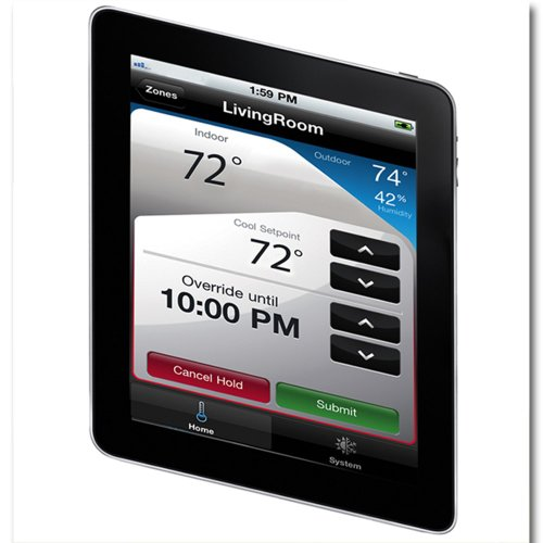 Honeywell Wi-Fi Smart Thermostat-1