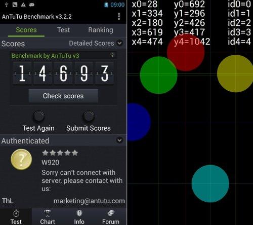 ThL W200,Quad Core 5,0 pollici Android 4.2