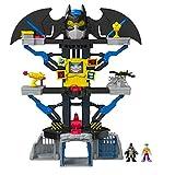 Imaginext Batman Súper Friends Transforming Batcave, (Fisher Price CHH91)
