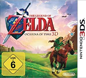 The Legend of Zelda: Ocarina of Time 3D: Amazon.de: Games