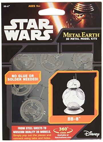 Metal Earth Star Wars EP 7 BB8 Modellbau