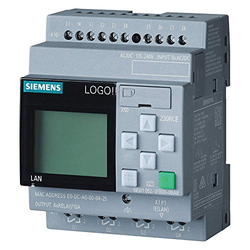 Siemens Logo! 230RCE,LOGIKMODUL
