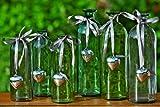 Dekorative Flaschenvasen