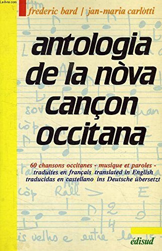 Antologia de la nòva cançon occitana : 60 chanso...