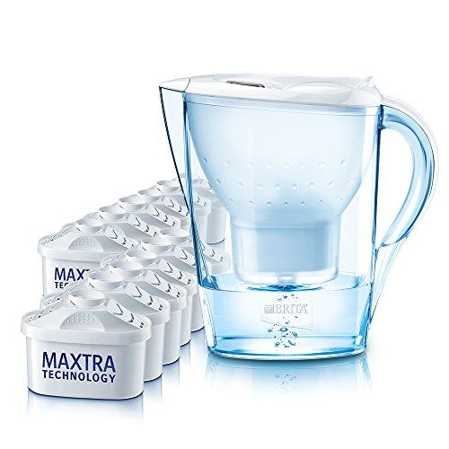 BRITA MAXTRA - FILTRO DE AGUA CON 12 FILTROS EXTRA  2 4 L