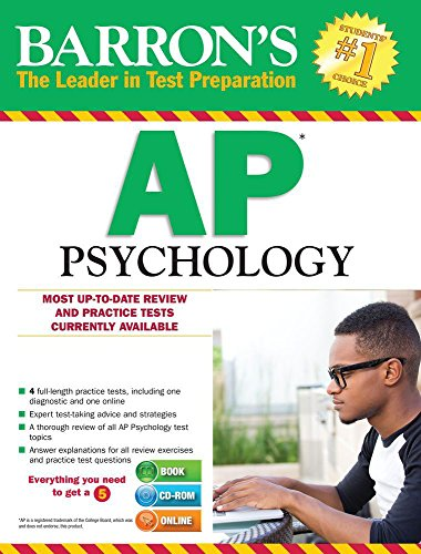 AP Psychology (Barron's AP Psychology Exam) por Allyson Weseley