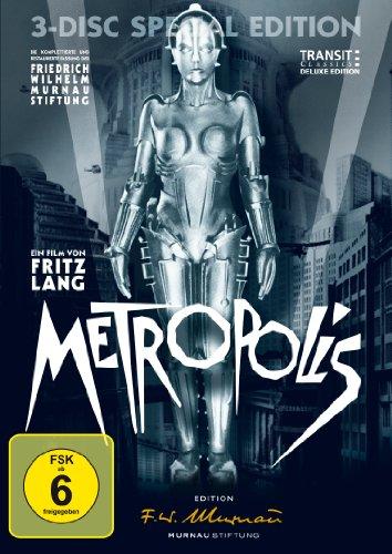 Metropolis [Special Edition] [3 DVDs]