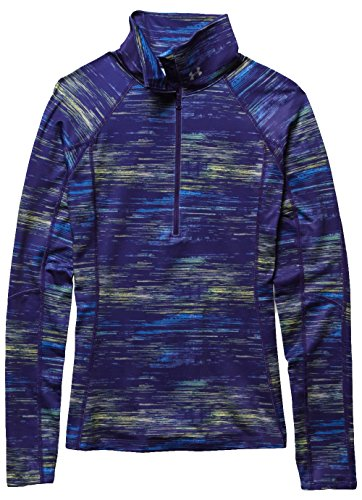 Under Armour Cg Cozy Printed Fitness Sweat Shirt 12 Zip