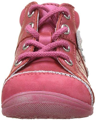 Sapatos Girl Framboise Dpf Baby Catimini Subiu Papillon Gurgling Walker tev vxUqntZ7
