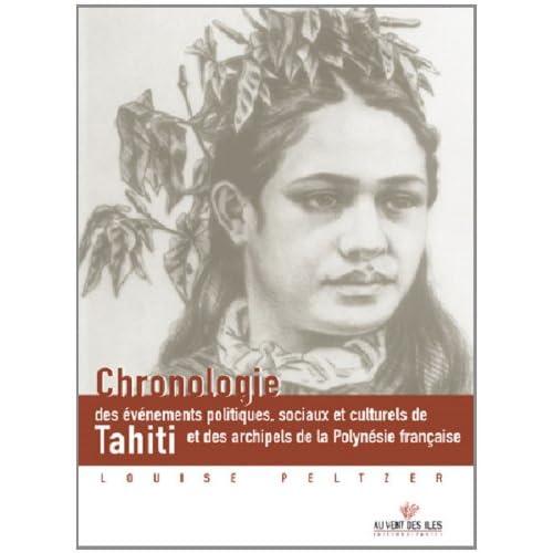 Chronologie des Évènements Politiques...Tahiti...