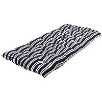 PumPum Cotton Single Bed, Foldable, Light Weight Mattress Soft Medium Gadda (1 Sleeping Capacity, 3 x 6 ft or 72 x 36…
