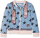 Desigual Mädchen Sweatshirt Sweat_CHEJOV, Blau (Azul Capri 5067), 164 (Herstellergröße: 13/14)