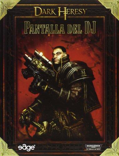 W40K DARK HERESY PANTALLA DEL DJ ROL