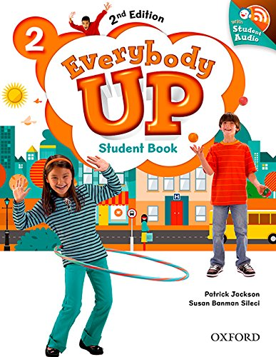 Everybody Up! 2. Student's Book With CD Pack - 2nd Edition (Everybody Up 2nd Edition)