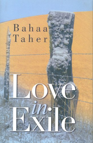 Book cover for Love in Exile