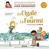 Marie-Chantal la Cigale et Eugénie la Fourmi