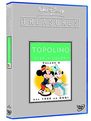 Treasures - Topolino star a coloriVolume02