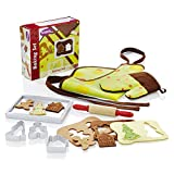 Molly Dolly Christmas Biscuit Baking Set