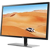 "AOC Q3279VWF 31.5"" Quad HD MVA Negro, Plata pantalla para PC - Monitor (80 cm (31.5""), 2560 x 1440 Pixeles, Quad HD, 5 ms, 250 cd / m², Negro, Plata)"