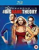 The Big Bang Theory - Season 1-7 [Blu-ray] [Region Free] [UK Import]
