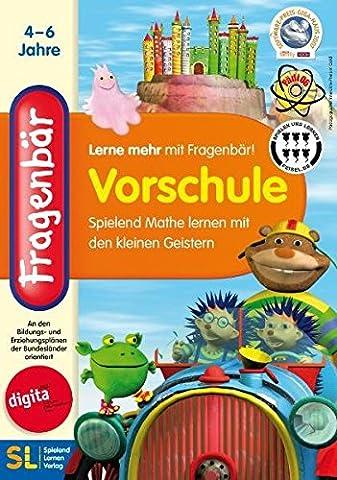 Fragenbär - Vorschule: Spielend Mathe