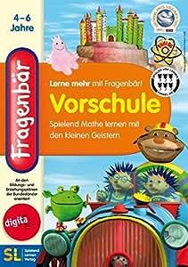Fragenbär - Vorschule: Spielend Mathe lernen