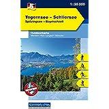 Outdoorkarte 04. Tegernsee - Schliersee 1 : 35.000: Spitzingsee - Bayrischzell (Kümmerly+Frey Outdoorkarten Deutschland)