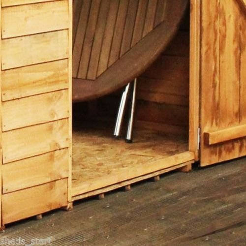 51z77sC8mpL. SS500  - Waltons EST. 1878 Wooden Extra Strength Floor Support Pack, Up to 8ft Buildings, Dip Treated, Shed Upgrade, Free 3-5 Day Delivery + 10 Year Guarantee From