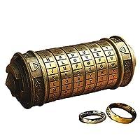 QZBAOSHU Retro Code Cryptex Valentine