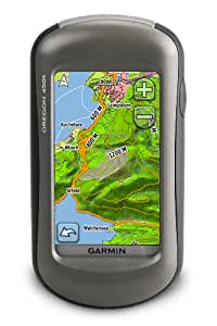 Garmin Oregon 450T GPS Unit - Topographical Maps of Europe