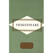 Poems (Everyman's Library Pocket Poets) by William Shakespeare (1994-04-07)