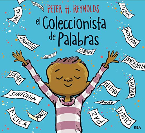 El coleccionista de palabras (COFRE ENCANTADO) por Peter H. Reynolds