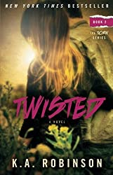 Twisted: Book 2 in the Torn Series by K.A. Robinson (2013-11-05)