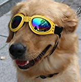 #5: LoveFurPaws Pet Dog Sunglasses Eye Wear Protection Goggles Dog Accessories Multi Color