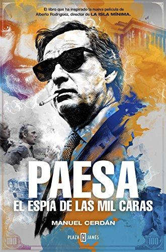 Paesa: El espía de las mil caras (OBRAS DIVERSAS) por Manuel Cerdán